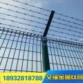 定做监狱Y型柱安全防护刀刺网 不锈钢刀片刺绳
