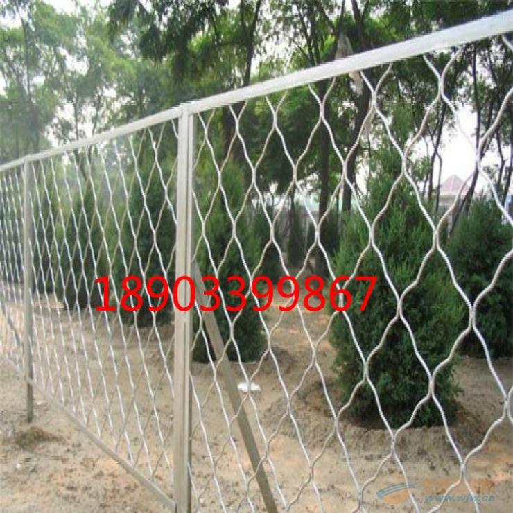 济宁镀锌钢丝菱形网(防护美格网)门窗防盗焊接网批发