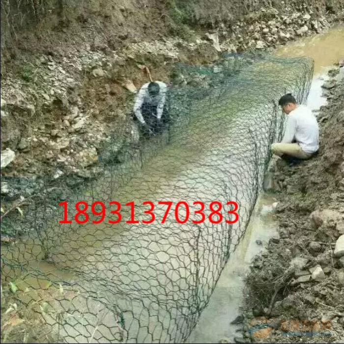 营口绿化河床六角石笼网*铅丝-高锌石笼网-河流支护网