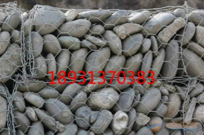 姜堰环保河渠施工镀锌铁丝石笼网-供应石笼网-实体加工厂