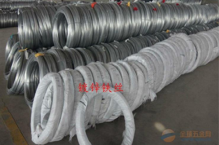 北京工程10号镀锌铁丝/编网用的镀锌铁丝价格-工厂发