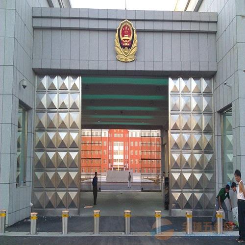 衡阳监狱升降柱厂家售后保障