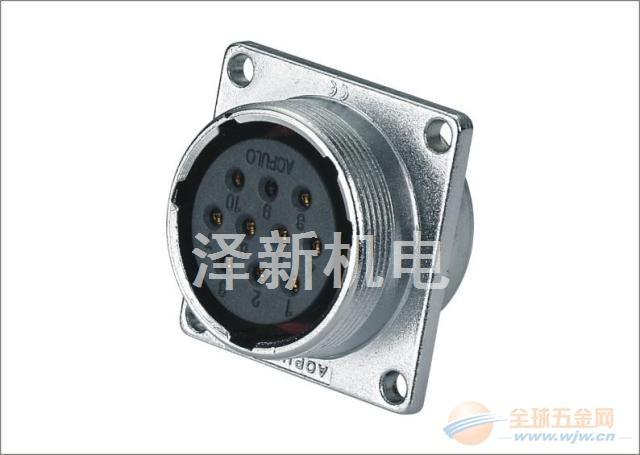 自动化设备澳普龙OPUO品牌防水插座AS/AQ/AM20K3Z直销价格