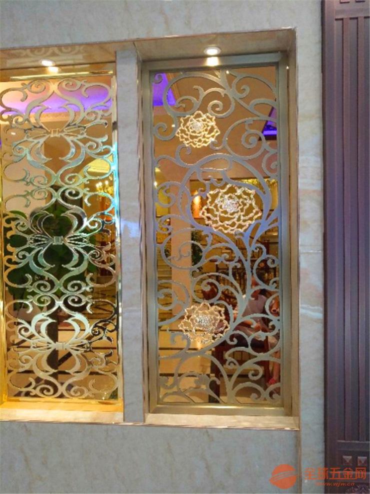 吉林省文博宫铝窗花款式多样化专业厂家