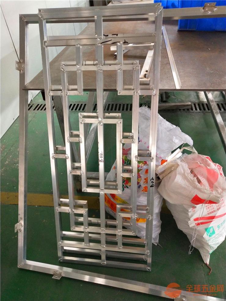 山东省创意园铝窗花厂家怎么样源头厂家