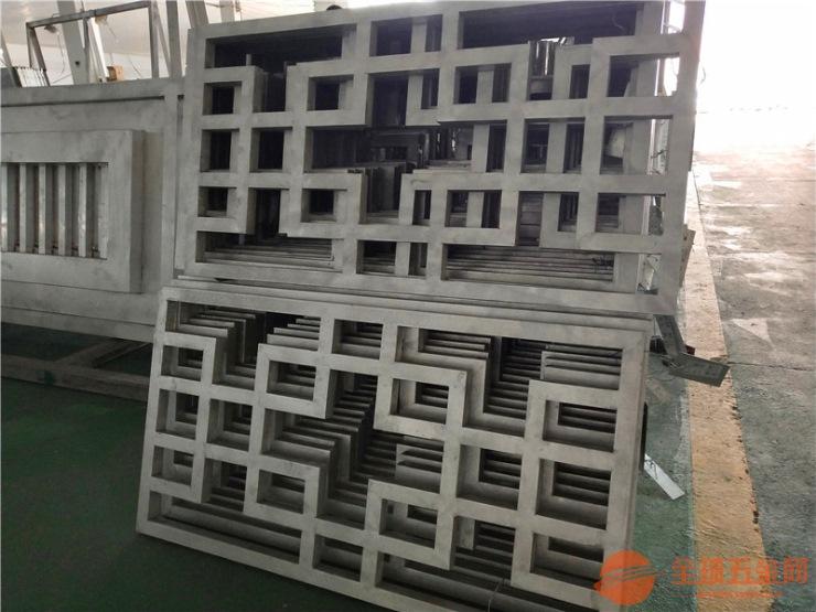 青海省文博宫铝窗花生产厂家专业厂家