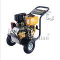 绿霸15D28-7电启动高压泵水机绿霸柴油洗地机球场清洗机