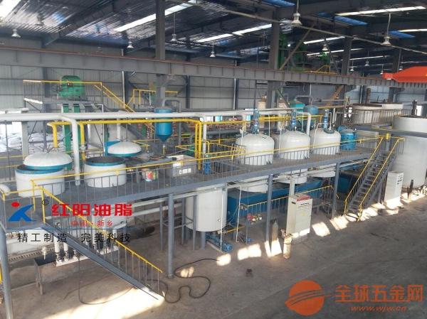 潼南县新乡红阳动物油熬油设备按需定制