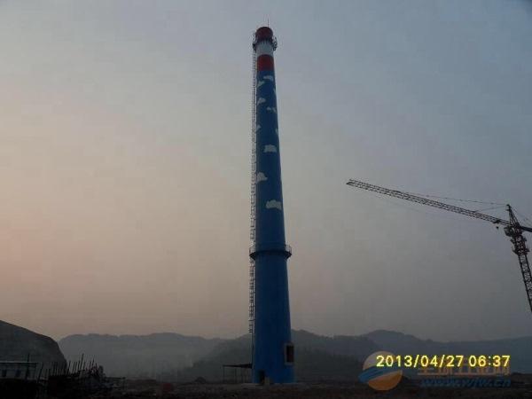 忻州50米烟囱新建公司哪家好