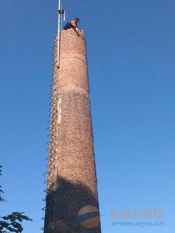 漯河60米烟囱新建公司哪家好