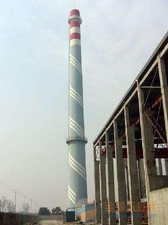 泰安50米烟囱新建公司哪家好