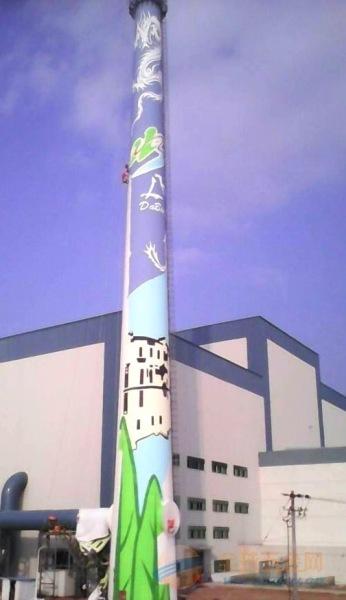 晋城50米烟囱新建公司哪家好