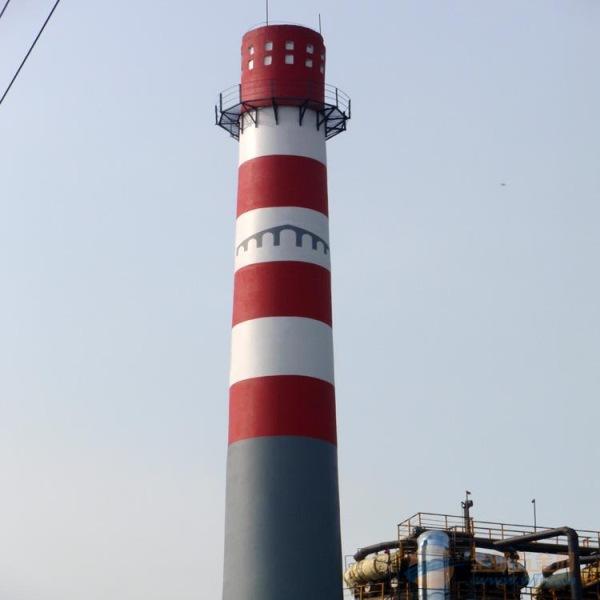 威海50米烟囱新建公司哪家好