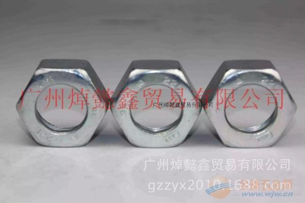 进口意大利CAST碳钢螺母M10 L