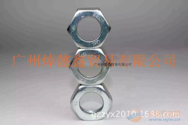 进口意大利CAST碳钢螺母M12 L