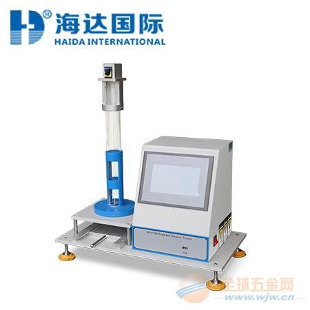 海绵回弹率测试仪 海棉检测仪器