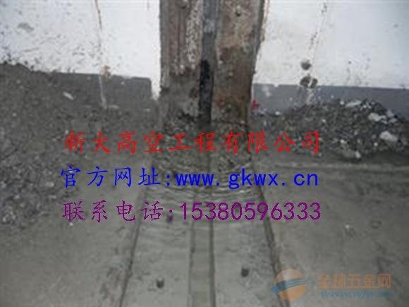 格尔木40米新建烟囱专业公司