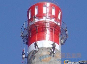 鹤壁专业烟囱安装航空障碍灯工程公司