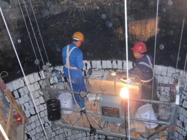 哈尔滨混凝土烟囱新建的安全措施