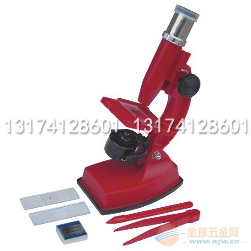 幼儿科学实验器材幼儿园科学区材料玩具儿童显微镜批发