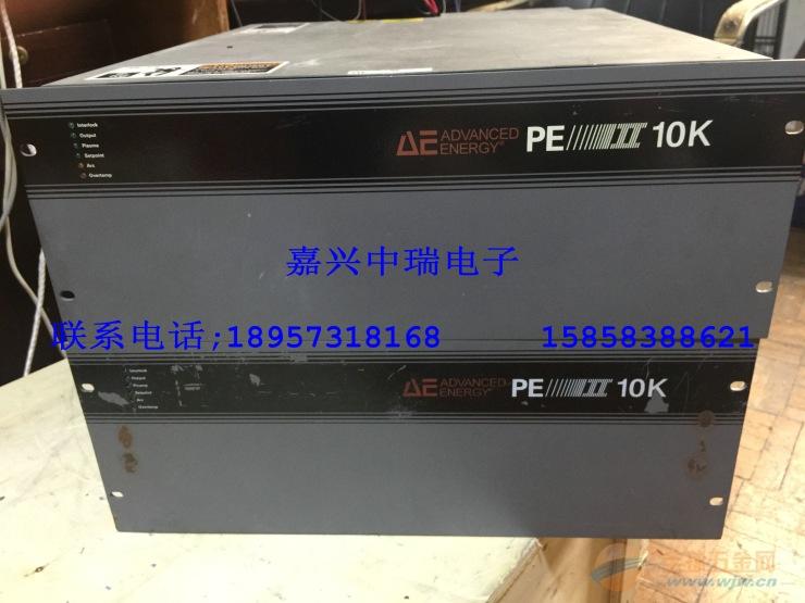 AE PEII 10K 200V真空镀膜电源原装现货