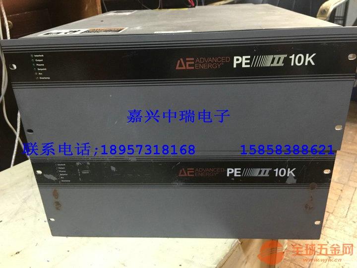 现货低价出售AE PEII 10K 真空镀膜中频电源200V供电