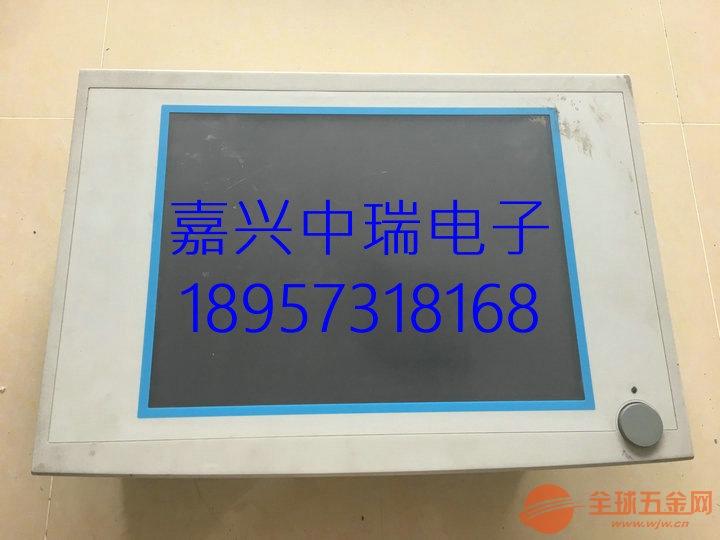 浙江研华IPPC-6152A工控机不能启动维修研华工业电脑触摸屏维修