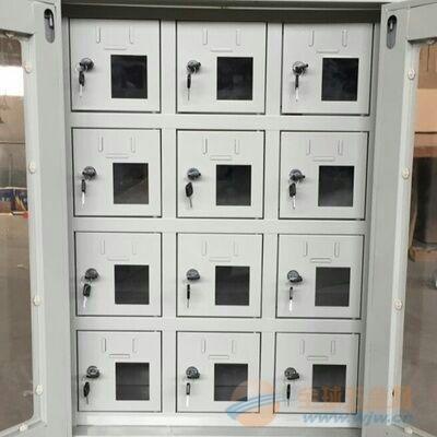 深圳学校工厂USB手机充电柜存放柜亚克力30门50门60