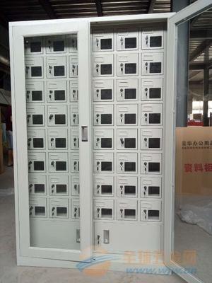 学校手机柜工厂手机充电柜40门手机存放柜部队手机柜手机寄存柜