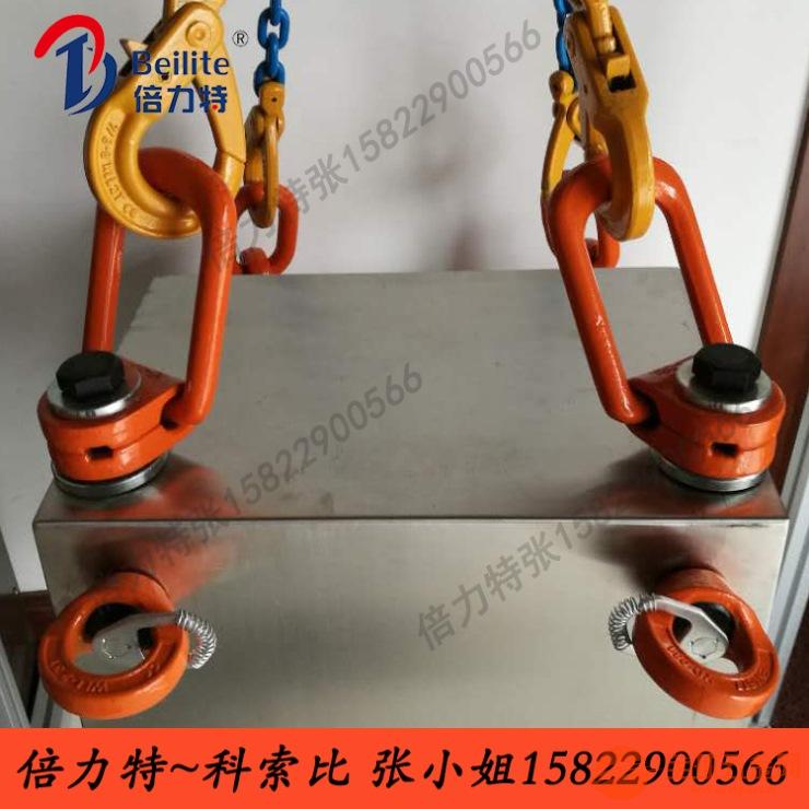 吊装配侧拉吊环,VLBG侧拉环M48和风电吊装更配哦