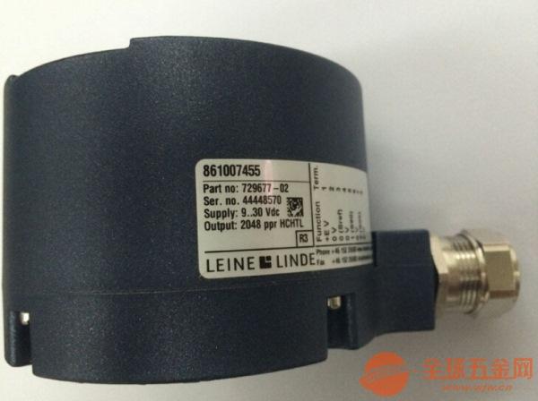 瑞典861系列重载型林德编码器861007455-1024奇控供应