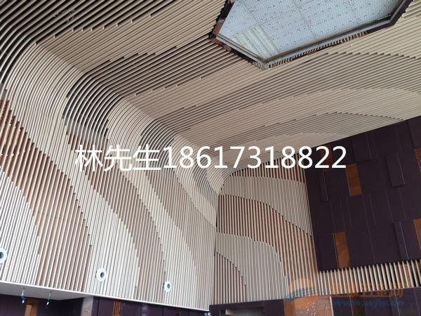 惠州弧形铝方通厂家