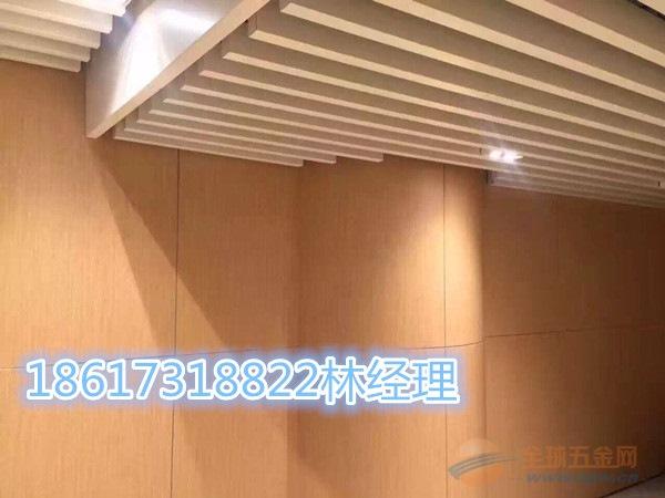 休闲场所专用铝方通批发 铝方通吊顶规格