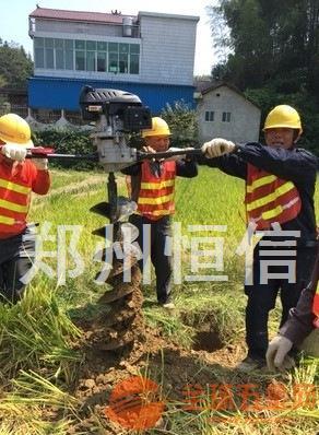 工程版电线杆挖坑机,电线杆挖坑机厂家价格便宜