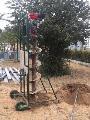 新型栽电线杆架子挖坑机钻孔打洞机