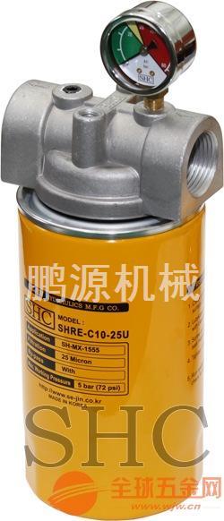韩国SHC滤芯原装进口假一罚十货期短货品质量好液压装置好伴侣