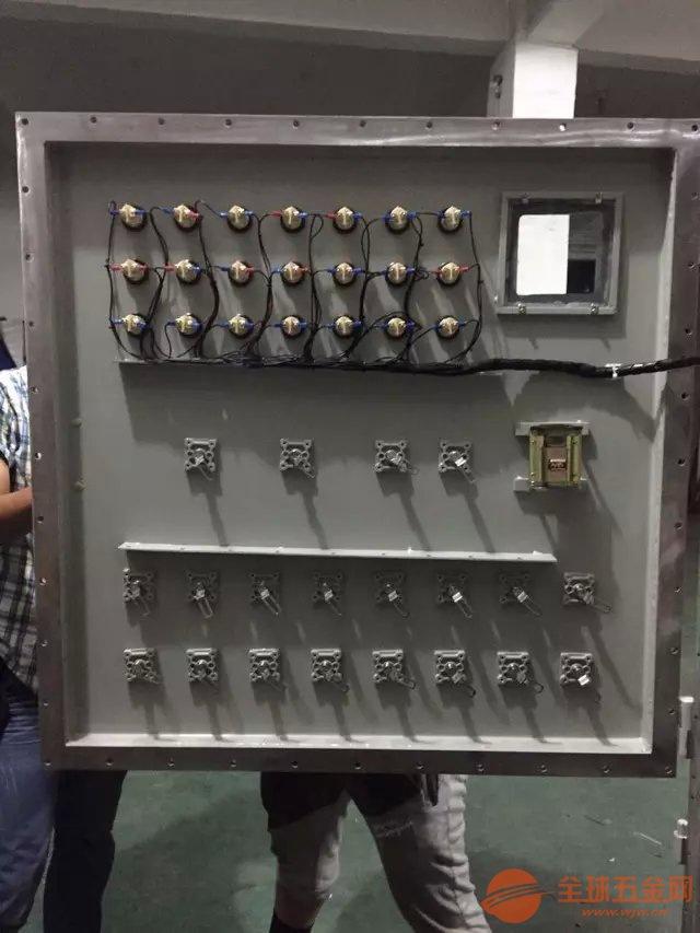 云南防爆配电柜实物图品质保证