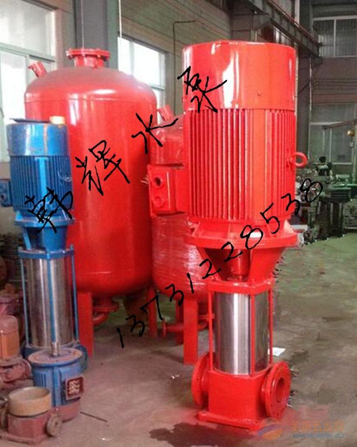 松江区40GDL6X10立式多级泵样本手册