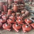 滦平县水泵铸件~纸浆泵配件泵体现货供应
