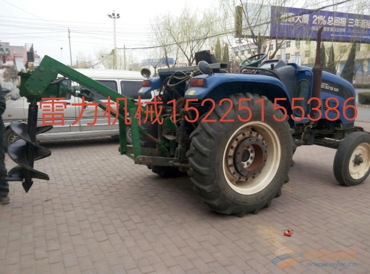 厂家直销拖拉机挖坑机价格低