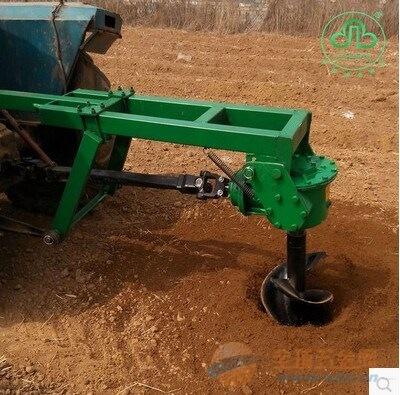 拖拉机带的植树挖坑机价格