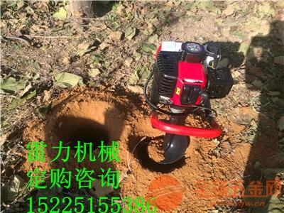 黄山区土地钻孔机实用价值