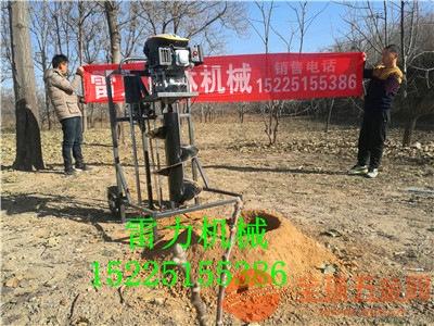 连城县快速钻坑的地钻机多少钱一台