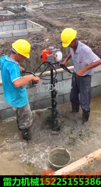 管桩掏泥机可深度调控掏土