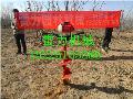 果树苗种植专用挖坑钻洞机械设备