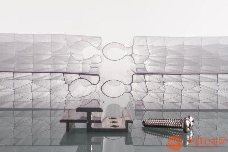 插接阳光板、幕墙专用插接板、40mm插接阳光板