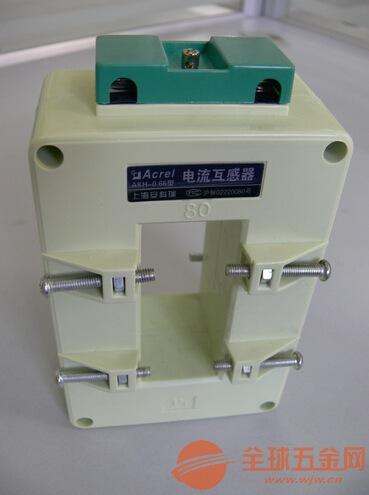 穿母排互感器 AKH-0.66 80III 500/5