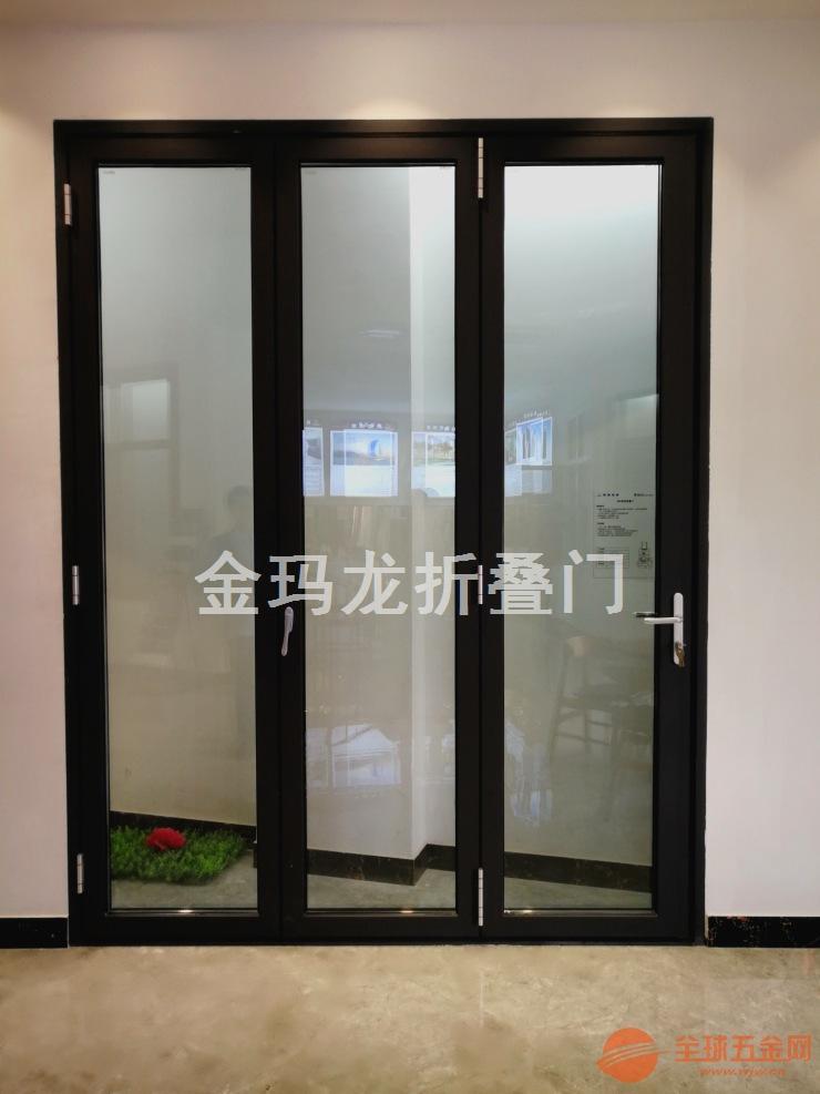 漳州折叠门 重型75折叠门 别墅折叠门