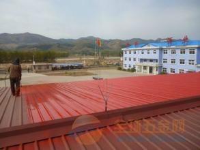 青岛市彩钢瓦除锈刷漆防腐-专业施工、品质保证