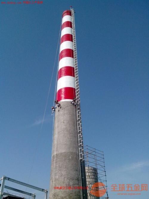 锅炉烟囱粉刷环保涂料防腐-专业施工